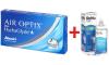 Μηνιαίοι Φακοί Air Οptix+ HydraGlyde (με Αποστολή) - 04
