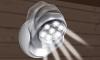 Ασύρματος Προβολέας LED με Αισθητήρα Κίνησης - 01