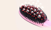 Ηλεκτρική Βούρτσα Μαλλιών για Στέγνωμα & Ίσιωμα - 04