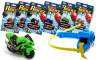 Μοτοσυκλέτες Wicked Micro Riderz ή Spin-GoLauncher - 01